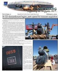 February Supplement - Davis-Monthan Air Force Base