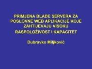 R15_Miljković Blade server i poslovne web aplikacije.pdf - HrOUG