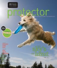 The Protector magazine - Merial Rewards