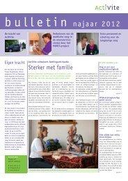 Najaar 2012 - ActiVite
