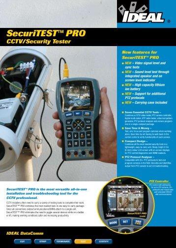SecuriTEST™ PRO - Trend Communications Ltd.