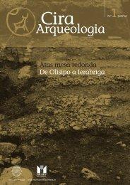 Arqueologia - Câmara Municipal de Vila Franca de Xira
