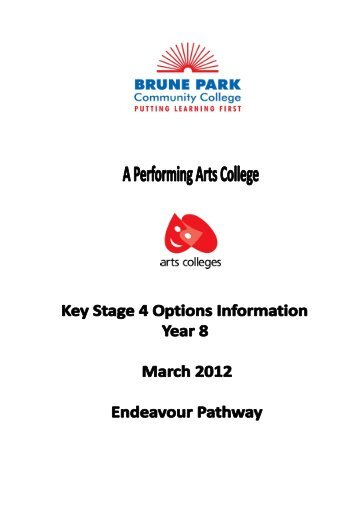 Endeavour - Brune Park Community School