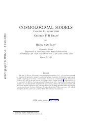 arXiv:gr-qc/9812046 v4 8 Feb 2000 - iucaa