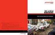 MPL & MPL40 Wreckers - Eastern Wrecker Sales Inc