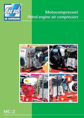 agri 55 diesel - FIAC SpA