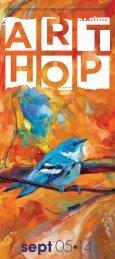 Sept Art Hop Brochure_2014