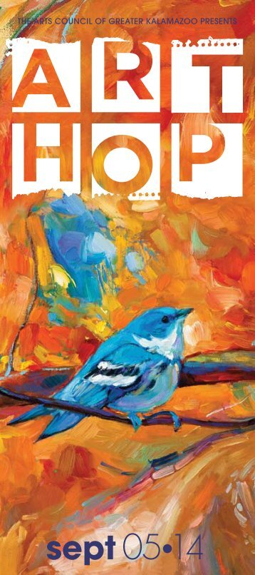 Sept Art Hop Brochure_2014