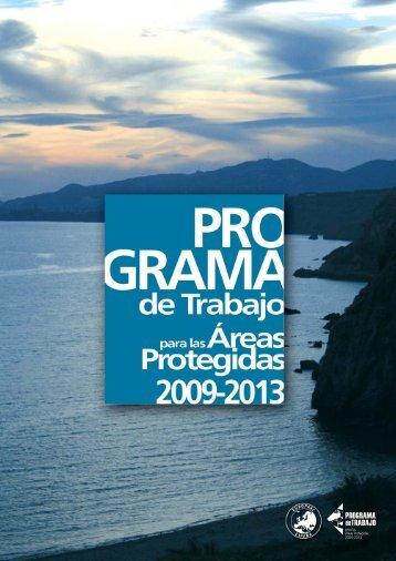 Descargar Programa de Trabajo - EUROPARC-España
