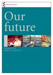 Strategic Plan - Study in the UK