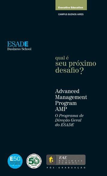 Folder ESADE