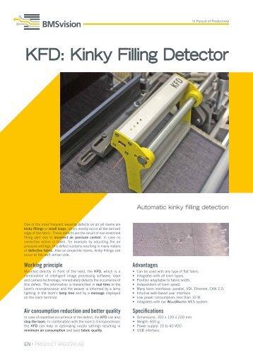 Kinky Filling Detector