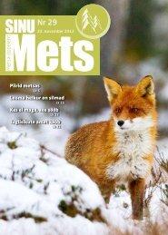 Sinu Mets-november_2012.pdf - SA Erametsakeskus