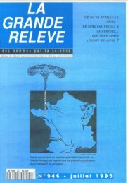 N° 946 - juillet 1995 - Association pour l'Économie Distributive