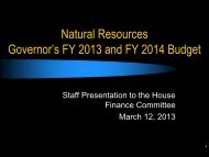 CRMC FY 2014 - State