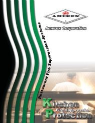 Amerex KP Brochure - Amerex Corporation