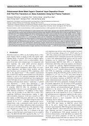 Enhancement-Mode Metal Organic Chemical Vapor Deposition ...