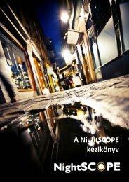 A NightSCOPE kézikönyv - Club Health