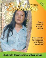 LA BOLETINA 68.indb - Sidoc