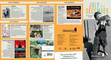 Catalogue 2010 - Fremantle Press