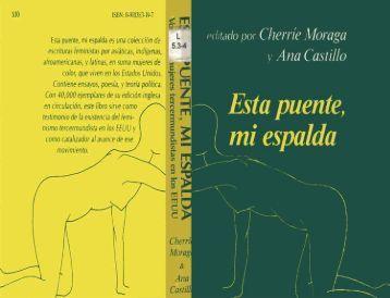 Esta Puente, Mi Espalda: Voces de Mujeres ... - Sidoc