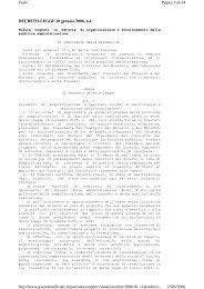 DECRETO-LEGGE 10 gennaio 2006, n.4 Pagina ... - Dirittoefinanza.it