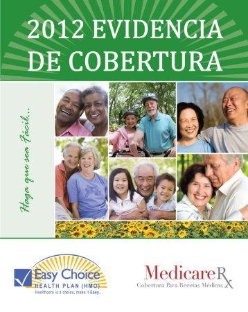 HMO - Easy Choice Health Plan