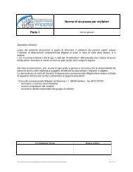Richiesta visita impianto di depurazione comprensoriale Wipptal (74