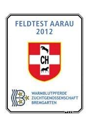 Startliste - Zuchtverband CH Sportpferde