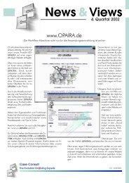 News&Views, Ausgabe 4/2002 - CC GmbH