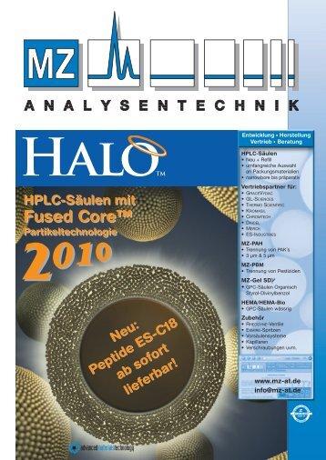 Halo - FusedCore Silica