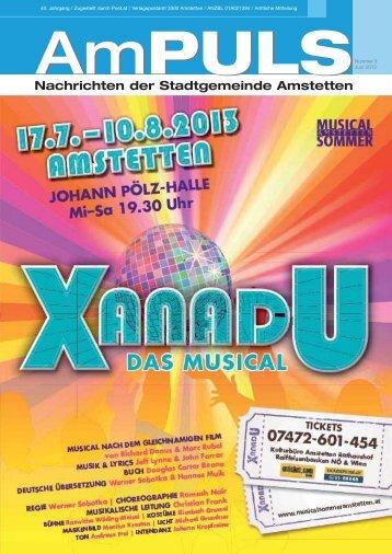 AmPuls2013-06.pdf - Gemeinde Amstetten