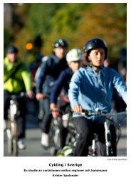 Cykling_i_Sverige_rapport_Spolander_sept_2013