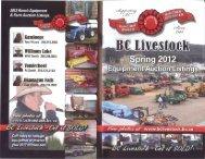 Kamloons z 5 I - BC Livestock Producers Co-Operative Association
