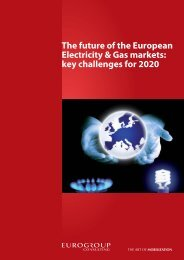 ENERGY MARKET-STUDY - Eurogroup Consulting