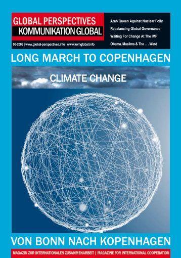 GLOBAL PERSPECTIVES   KOMMUNIKATION GLOBAL - 06   2009
