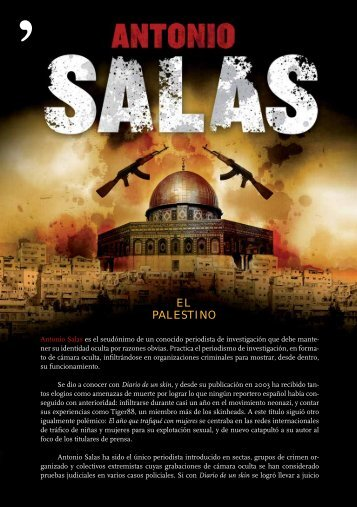 EL PALESTINO - Antonio Salas