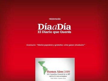 Diapositiva 1 - Instituto de Prensa