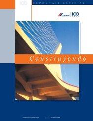 100 años de Cemex - Instituto Mexicano del Cemento y del Concreto