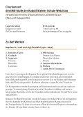 Programmheft - Rudolf Steiner Schule Zürcher Oberland - Page 5