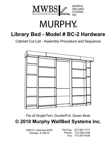 Do it yourself wall beds and murphy bed mechanisms to the wall beds and murphy bed mechanisms to solutioingenieria Gallery