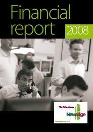 Financial Report 2008 - Crédit Agricole CIB