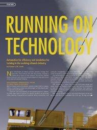 Running on Technology - Ugly Mugs Writing & Editing