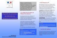 SOS Entreprises 95 - Les services de l'État dans le Val-d'Oise
