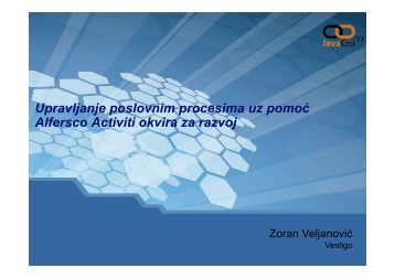 Zoran Veljanović - HrOUG