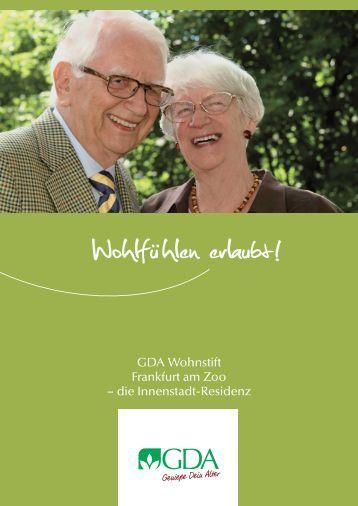 AGiA: Aktiv und Gesund im Alter - GDA Gemeinschaft Deutsche ...