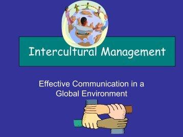 Intercultural Myths - Eurochambres Academy