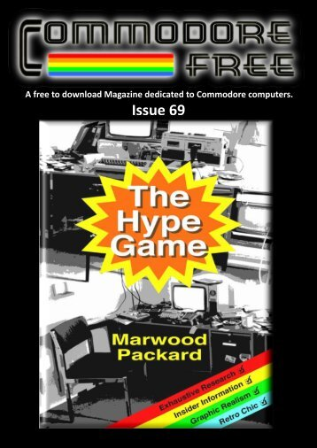 Commodore Free Magazine Issue #69 (PDF)