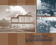 The First 50 Years History - St. Luke's United Methodist Church