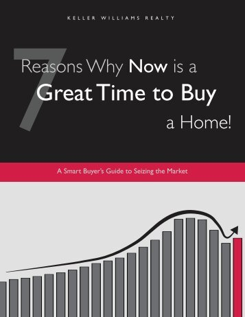 Great Time to Buy - Keller Williams Realty